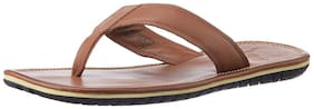Puma Men's Stan DP Brown Flipflops