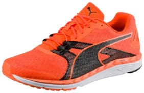 Puma Men's Speed 300 Ignite 2 Orange Running Shoes