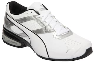 Puma Men White Running Shoes for Men - Buy Puma Men s Sport Shoes at ... 5ab3be715
