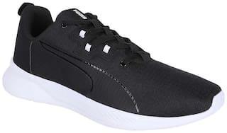 Puma Men's Tishatsu Runner Black Training Shoes