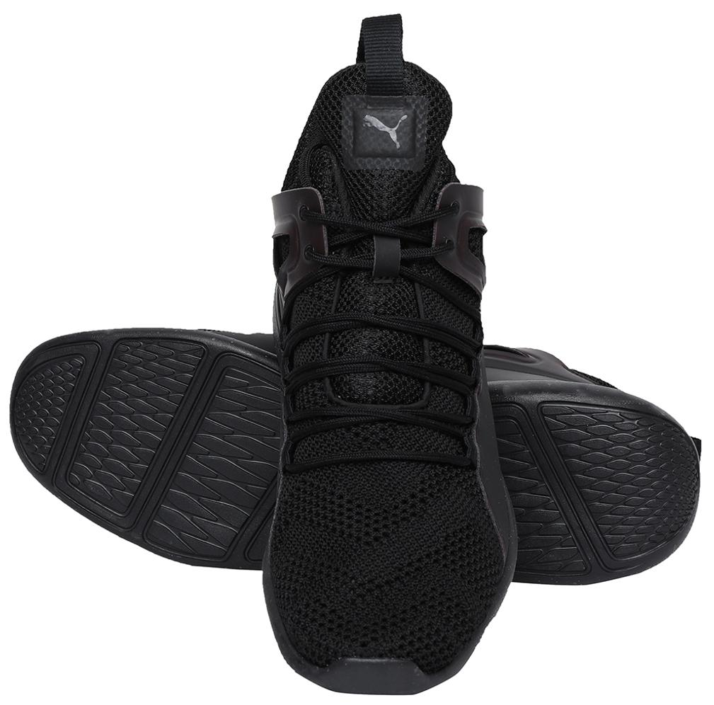Buy Puma Men Black Sneakers - 30601201 Online at Low Prices in India -  Paytmmall.com 1790b87e2