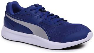 Puma Men Escaper Mesh Running Shoes ( Blue )