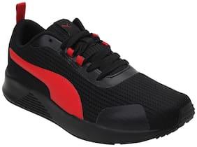 Men Black Classic Sneakers