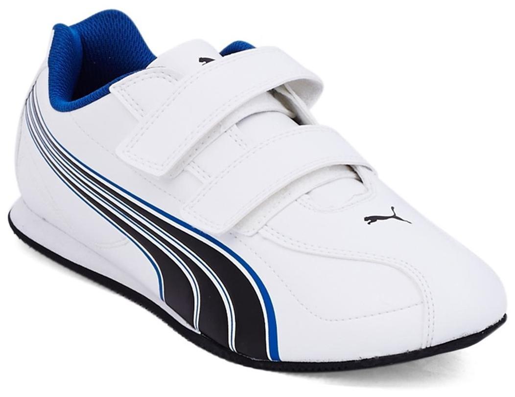 Puma WIRKO II VS DP Men White Sneakers