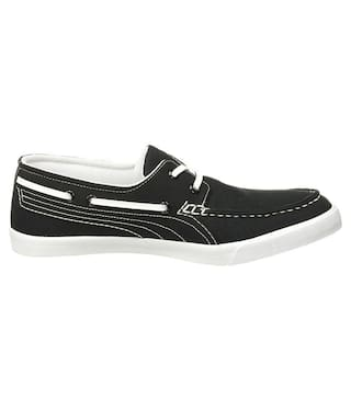 d20f1a54601 Buy Puma Men Black Casual Shoes Online at Low Prices in India ...