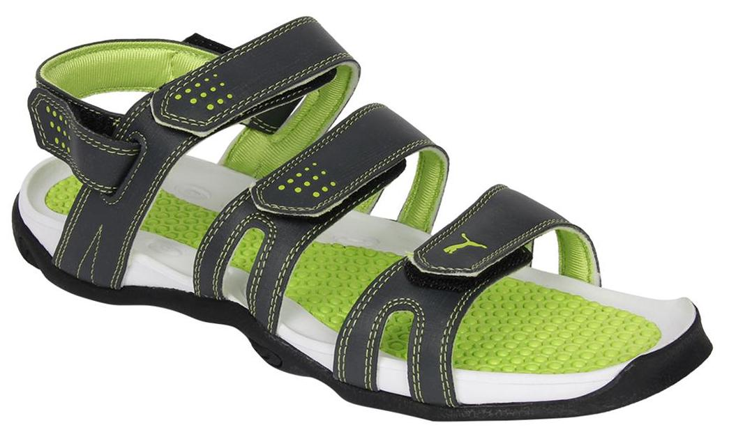 46f756821b46 Buy Puma Men Multi-color Sandals   Floaters Online at Low Prices in ...