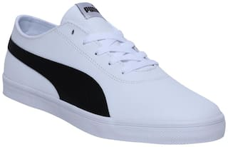 Puma Men White Casual Shoes - URBAN SL - 365257