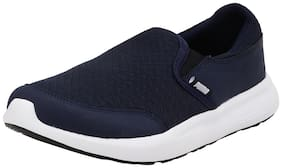 Puma Modern Slip on IDP Peacoat-Puma White Sport Shoes For Men
