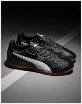Monarch IT Football Shoes For Men ( Black )