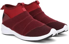 Puma Men Maroon Sneakers