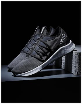 Puma Unisex one8 Running Shoes ( Black )