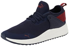 Puma Men Pacer Next Cage Core Running Shoes ( Blue )