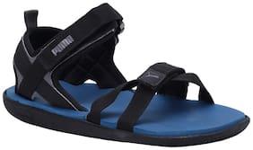 Puma Men's Pebble II IDP Black Sandals