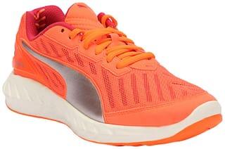 Puma Pink Sports Shoes