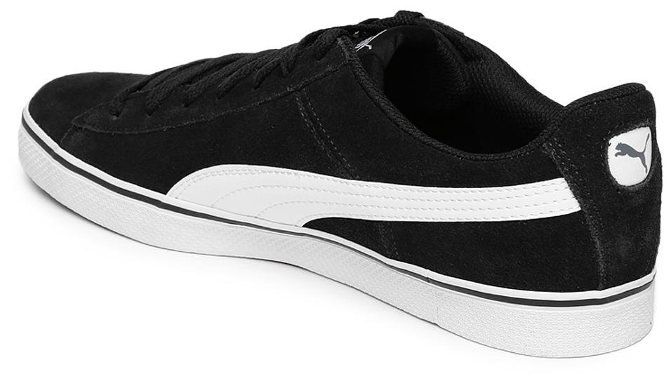Buy Puma Unisex Black Sneakers - 35986304 Online at Low Prices in India -  Paytmmall.com 0e7f4cd56