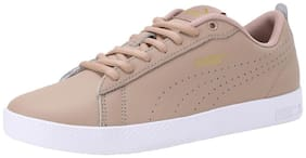 Puma Women Beige Sneakers