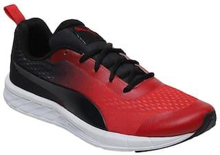 Puma Men Black Running Shoes - 19042604 for Men - Buy Puma Men s ... 782ae2bd4