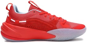 Puma Unisex RS-Dreamer Blood, Sweat and Tears Basketball Shoes ( Red )