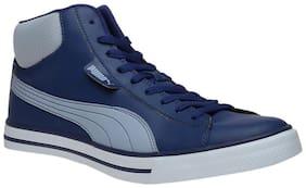 Puma Men Navy Blue Sneakers -
