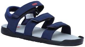 Puma Men Blue Sandals & Floaters