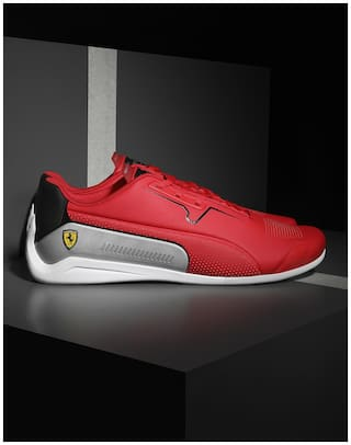 Puma SF Drift Cat 8 Classic Sneakers Shoes For Men (Red)