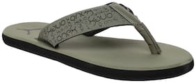 Puma Men Grey Outdoor Slippers