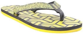 Puma Men's Camp IDP Grey Flipflops