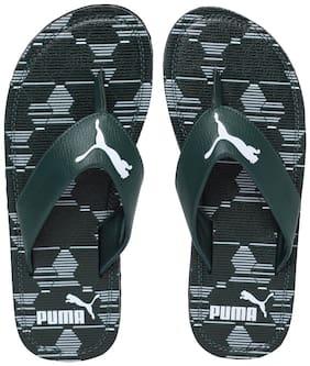 Puma Men Green Flip-Flops - 1 Pair