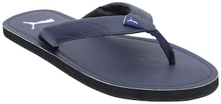 Puma Men Blue Flip-Flops - 1 Pair