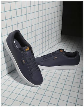 Men Blue Classic Sneakers ,Pack Of 1 Pair