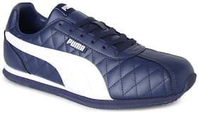Puma Corona IDP Men Blue Sneakers -