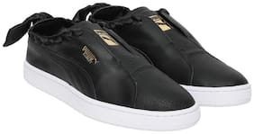 Puma Women Black Sneakers