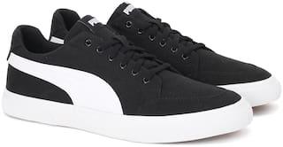 Puma Acrux IDP Classic Sneakers Shoes For Men (Black)