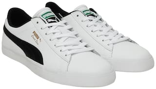 Puma Court Star Vulc FS Classic Sneakers Shoes For Men (White)