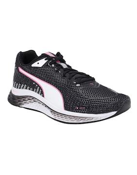 Puma Women Running Shoes ( Black )