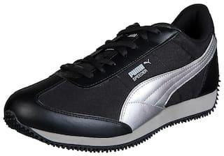 7174f3035d56 Puma Men Black Walking Shoes for Men - Buy Puma Men s Sport Shoes at ...