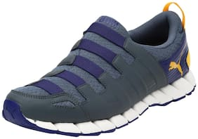 Puma Men Osu v4 FM Walking Shoes ( Purple )