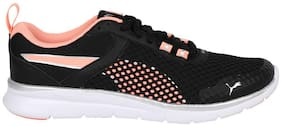 Puma Women Vigor X IDP Running Shoes ( Black )