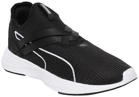 Puma Women Radiate xt slip-on Running shoes ( Black )