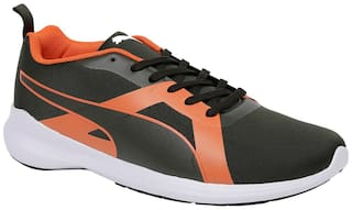 Puma Sports Shoes Men Fabric
