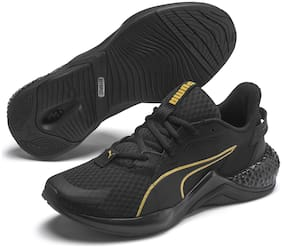 Puma Women Hybrid NX Ozone Wn s Running Shoes ( Black )