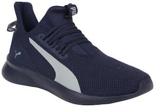 Puma Men Tishatsu Fresh Running Shoes ( Blue )