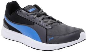 Puma Men Logan V1 IDP Running Shoes ( Black )