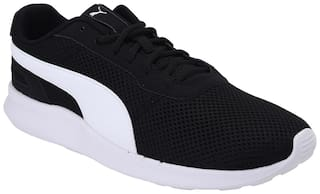 Puma ST Activate V2 IDP Classic Sneakers Shoes For Men (Black)