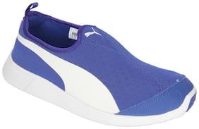 Puma Men Blue Sneakers -