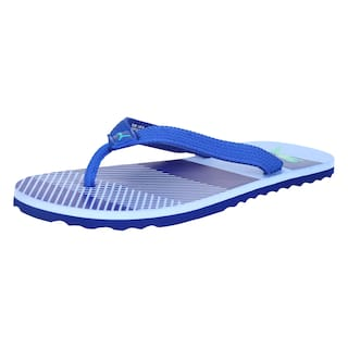 2dbc550ac Buy Puma Men Blue Flipflop Online at Low Prices in India - Paytmmall.com