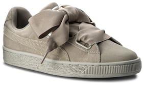 Puma Women Grey Casual Shoes