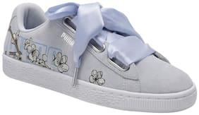 Puma Women Blue Sneakers