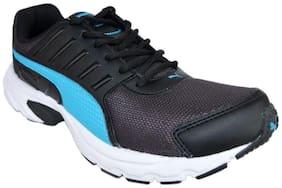 Puma Talion IDP Black & Blue Running Shoe