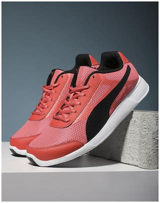 Puma Women Orange Sneakers